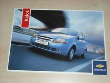 35020) Chevrolet Kalos Prospekt 2005