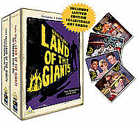 LAND OF THE GIANTS COMPLETE - DVD - REGION 2 UK