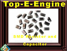 0805 SMD 50 Value Resistor+32 Value SMD Capacitor -U63