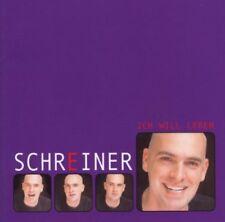 Schreiner - Ich Will Leben [New CD] Germany - Import