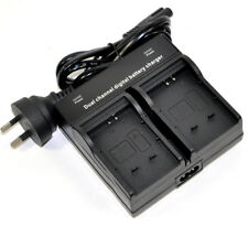 Dual Battery Charger for Canon NB-11L NB-11LH CB-2LD PowerShot A4000 A3500 A2500