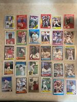 Pedro Guerrero 30 Card Mixed Brands Lot - Dodgers & Cardinals