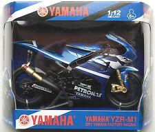NewRay - Yamaha Racing Team YZR-M1 Ben Spies MotoGP 2011 1:12 Neu/OVP