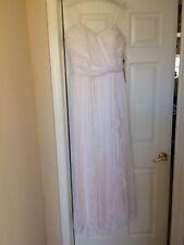 Jessica Simpson NWT Strapless or Spaghetti Straps Wedding Dress Size 10