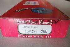 Sealed Power 10212KX STD Engine Piston Ring Set HONDA ACCORD PRELUDE MAZDA 70-83