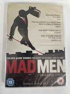 NEW Mad Men Season 2 DVD