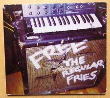 CD ALBUM / THE REGULAR FRIES EP - FREE (MAXI SINGLE)