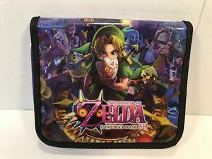 Nintendo 3DS Legend of Zelda Majora's Mask Carrying Case Travel Bag