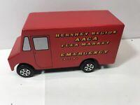 """Vintage Ralstoy Truck  #22 """"HERSHEY REGION Van 4 1/4"""" Long USA       COLLECTORS"""