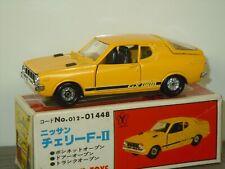 Nissan Cherry 1400 Coupe - Diapet Yonezawa Toys G-44 Japan 1:40 in Box *41537