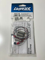 LATRAX 6634 MOTOR CLOCKWISE RED CONNECTOR(2) COUNTER CLOCKWISE BLACK CONNECTOR