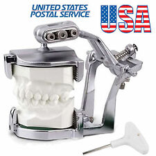 Dental Lab Adjustable Magnetic Articulator Equipment For Dentist Full Mouth FDA