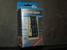 Leviton Shock Saver GFCI Outlet Vintage 801-6598I