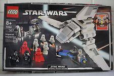 Lego Star Wars Episode IV-VI Imperial Inspection 7264 NISB NEW Ships worldwide!