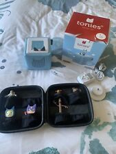 Toniebox Tonies Starter Set  With Figures And Figures Carrying Case