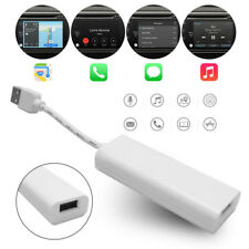 PBA Smart Phone Link USB Interface Adapteur GPS Radio For iPhone Apple car play