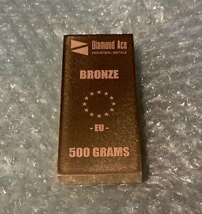 500 Grams Bronze Bar - Diamond Ace
