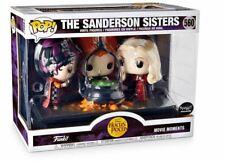 New Disney Exclusive Funko Pop Hocus Pocus Movie Moment The Sanderson Sisters