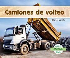 Camiones de Volteo (Maquinas de Construccion) (Spanish Edition)