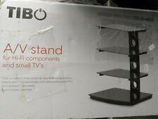TIB  GLASS TV STAND