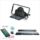 Car Qi Wireless Fast Charger Pad For Apple Ipone11 Samsung Galaxy S10 Huawei 15W