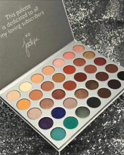 New 2017 Limited Edition Jaclyn Hill x Morphe 35 Colors Eye shadow Palette