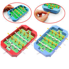 Mini Table Top Football Table Football Foosball Board Machine Home Game Toy Gift