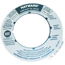 Hayward Label Plate Replacement for Hayward Multiport Filter Valves - SPX0714G