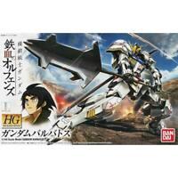 Bandai Iron-Blooded Orphans IBO Gundam Barbatos HG 1/144 Model Kit USA Seller