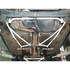 ULTRA RACING 1994-2009 VOLKSWAGEN GOLF GTI MK4 1.8T 6 POINTS REAR LOWER SIDE BAR