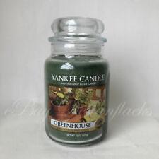 Yankee Candle ~ GREENHOUSE ~ 22oz Large Jar *Free Expedited Shipping*