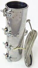 DIMATEC Heizmanschette Rohrheizungsmanschette Manschette 230V 700W 70x250mm