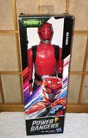 """Red Ranger Beast Morphers Power Rangers 12"""" Action Figure"""