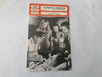 Fiches de Monsieur Cinéma 1945 - le port de l'angoisse