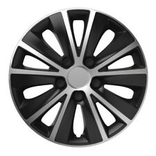 Schwarze Rapid 16 Zoll Radkappen fürs Auto