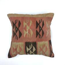 Turkish Moroccan  Kilim Cushion Cover, Kelim Pillow 50x50cm  5011