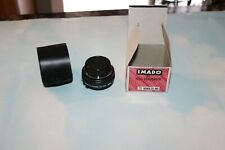 Imado Auto Tele Converter 2X for Minolta MD Mount