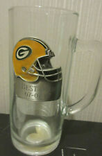 Green Bay Packers glass Best Man 7/7/7