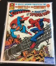 DC/Marvel Treasury Edition Superman vs. Amazing Spider-Man #1 CBCS 8.5