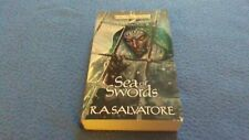 Paths of Darkness: Sea of Swords RA Salvatore Forgotten Realms Drizzt Drow