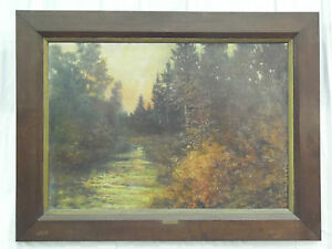 Peinture / Huile sur panneau / Dessin / Aquarelle