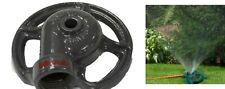 Cast Iron Circular Spot Sprinkler Spot Stationary Sprinkler Head for Garden Hose