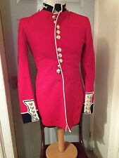 Welsh Guards Scarlet Tunic