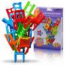 Equilibrio silla juego apilar rompecabezas juguetes bloque niños juego educ PDQ