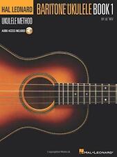 Hal Leonard Ukulele Méthode Baryton Livre 1 (baryton Méthode) par