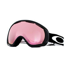 9b74e56149 Oakley Ski Goggles Canopy OO7047-47 Matte Black Prizm Hi Pink Iridium