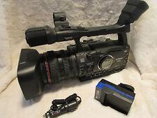 CANON XH-A1E PROFESSIONAL 3CCD HDV PAL CAMCORDER - XHA1 E VIDEO CAMERA - XH-A1