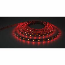 Powerpax UK 1mfl-300smd-r 1M 12V STRISCIA LED ROSSO 2.1mm INPUT PRESA 60pcs 4.8w