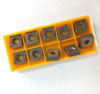 10Pcs CCMT120404 VP15TF / CCMT431 VP15TF  Inserts Carbide Insert Milling Cutter