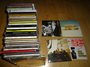 35 CDs-PET SHOP BOYS SAMMLUNG-jealousy,yes,fundamental,please,its a sin,actually